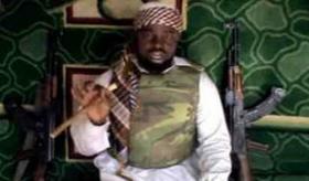 Abubakar Shekau, leader and spokesperson for the Boko Haram